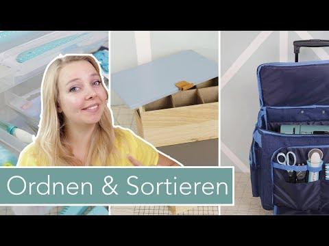 10 Produkte zum Ordnen & Sortieren beim Nähen & co. | Nastjas Nähtipps