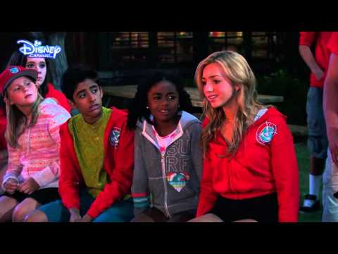 Bunk'd | The Spirit Stick Guardian | Official Disney Channel UK ▶1:35