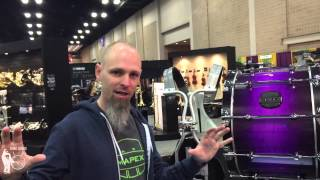 mapex marching percussion at tmea 2015