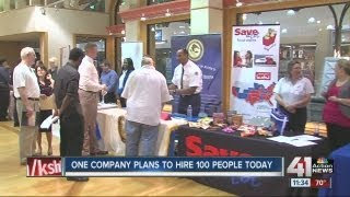 Veterans Targeted At Olathe Job Fair