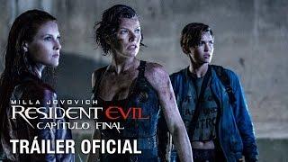 RESIDENT EVIL: CAPÍTULO FINAL   Primer tráiler oficial