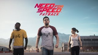Need For Speed Payback Xbox One - Mídia Digital