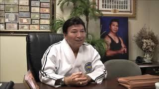 Grandmaster Nguyen Van Binh Oral History