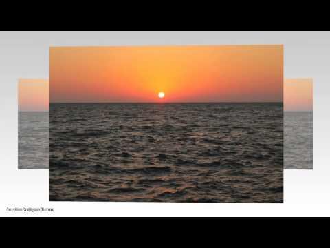 Сочи, Море, Закат солнца (видео)