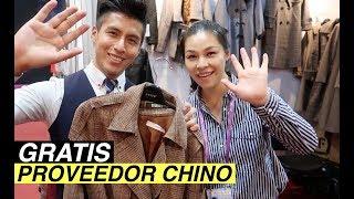 Como crear tu propia linea de ropa en China| Feria de Canton y como ser un importador exitoso