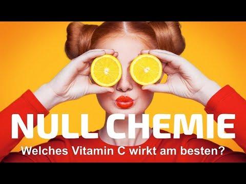 Natur oder Chemie? Vitamin C genmanipuliert! Weisst du wirklich, was du schluckst?
