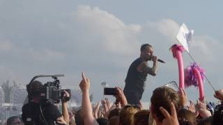 Donots - We´re not gonna take it @Deichbrand 2017