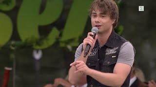 Alexander Rybak - I Came to Love You from TV2, Allsang På Grensen