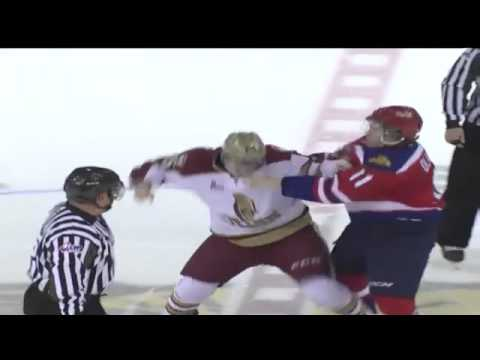 Jeffrey Truchon-Viel vs Mathieu Olivier