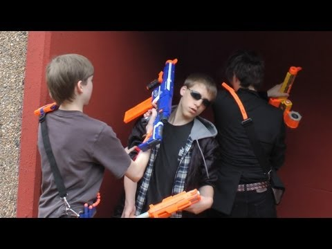 Nerf Socom Episode 19 Bloopers and Outtakes