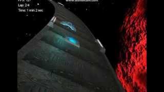 DriftScape - A Sci-fi Graphics Demo