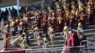 Central State University Marching Band - Choppa Style - 2015