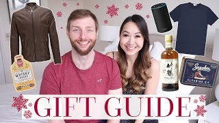 GIFT GUIDE FOR HIM! | MENS GIFT IDEAS AT ALL PRICE POINTS