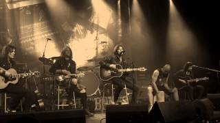 Europe - Drink and a Smile (acoustic) - O2 ABC, Glasgow, Scotland