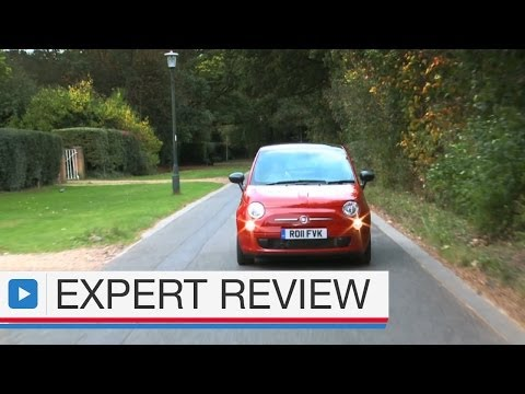 Fiat 500 hatchback car review