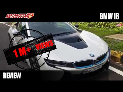 Motoroctane Youtube Video - 2019 BMW i8 | Real life Review | ????? | MotorOctane