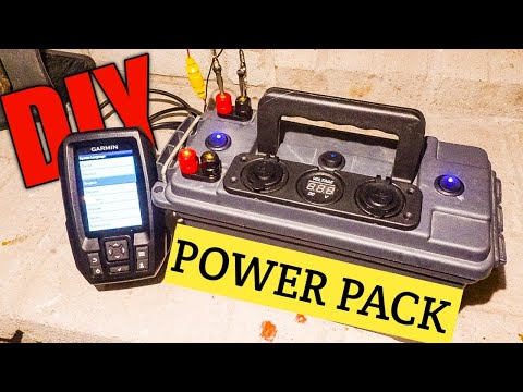 DIY Power Bank in an Ammo Can