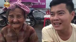 Bà ngoại bán vé số 91 tuổi trả xong nợ 175 triệu, niềm vui không thể tả!!!!
