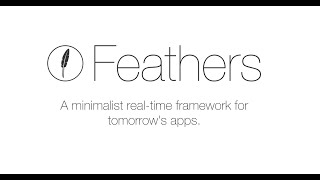FeathersJS Real-Time Chat App - Tutorial - Part 1