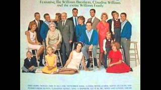 """Andy Williams and the Williams Brothers: """"Canadian Sunset"""""""