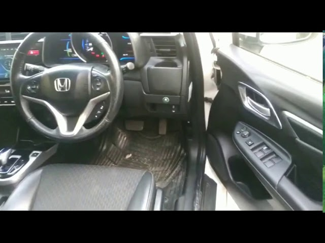 Honda Fit 1.5 Hybrid F Package 2014 for Sale in Islamabad