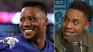 Power actor Rotimi predicts the Giants will go 10-6 this season   Jalen & Jacoby