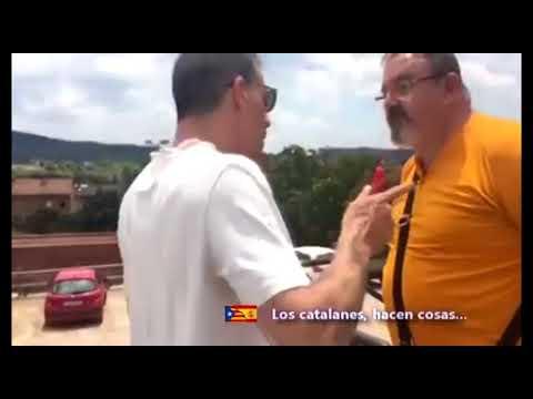 El alcalde de Balsareny, discrimina a un ciudadano por quitar lazos amarillos