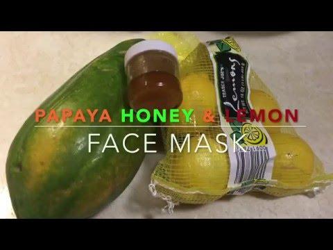 Magandang facial mask Whitening