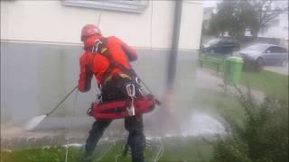 Profesjonalne czyszczenie elewacji Poznań Olanex