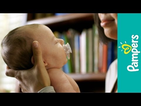 Newborn Care: How to Hold a Newborn Baby