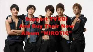[Album Preview] TVXQ - 4th Album Mirotic All Songs Preview