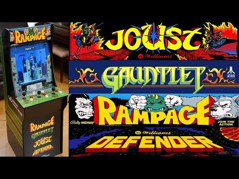 Arcade1up Gauntlet fix at last! - смотреть онлайн на Hah Life