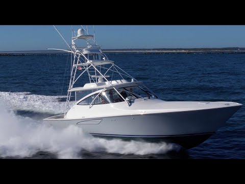 Viking 48 Open video
