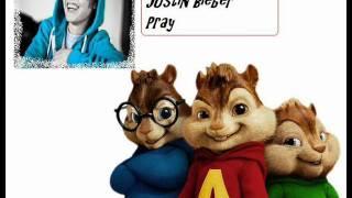 Justin Bieber - Pray (Chipmunks )