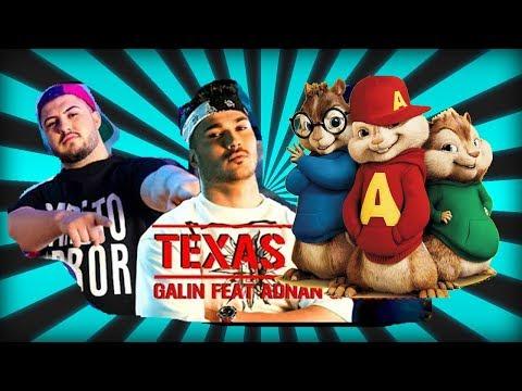 GALIN ft. ADNAN BEATS & DESSITA - TEXAS PLACE (ALVIN CHIPMUNKS)