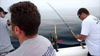 Fish Mavericks Biggest tuna of the tournament