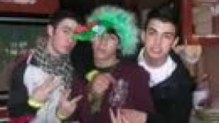 Jonas Brothers; Nicholas J-Don't Walk Away