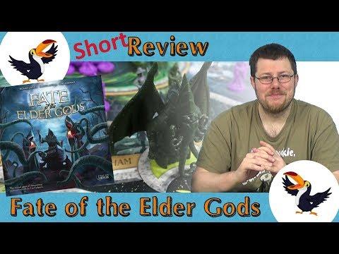 Fate of the Elder Gods Short Review