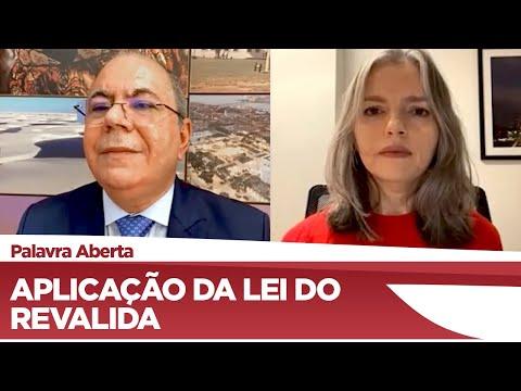 Hildo Rocha pede aplicação da Lei do Revalida - 14/05/2021
