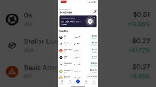Wie kaufe ich Crypto mit Portfolio Balance Coinbase