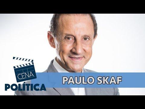 Cena Política recebe Paulo Skaf