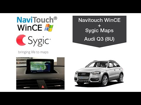 Monitor Disassembly - NaviTouch® Android - Audi A3 (8V) 2013