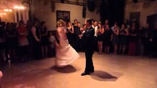 Laendler Austrian waltz Valse The sound of music Mariage Yannick et Isabelle wedding