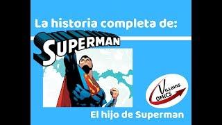 Superman Rebirth - El hijo de Superman