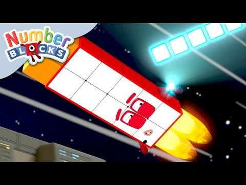 Numberblocks - Time Squad | Learn to Count