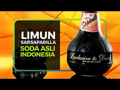 Video LIMUN SARSAPARILLA, SODA ASLI INDONESIA