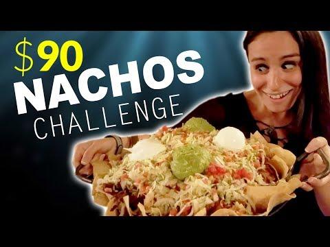$90 SECRET NACHOS CHALLENGE