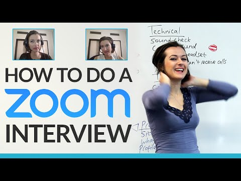How to do a job interview on Skype - Tips for success