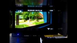 Skyzone SKY-700D 5.8GHz 32CH Diversity 7 inch LCD FPV Monitor Built-in DVR SMA