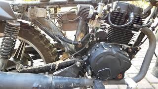 Romet ADV zmiana silnika na 250cm3 #2